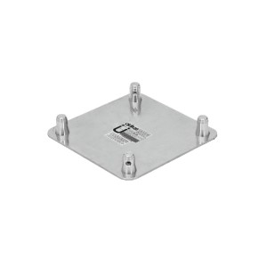Alutruss Quadlock End Plate QQGP-Male